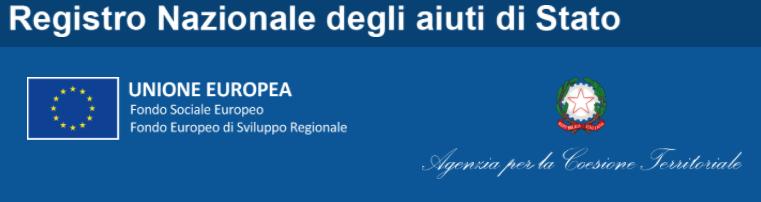 REGISTRO NAZIONALE DEGLI AIUTI DI STATO: prot. 2020/343456 AGENZIA DELLE ENTRATE