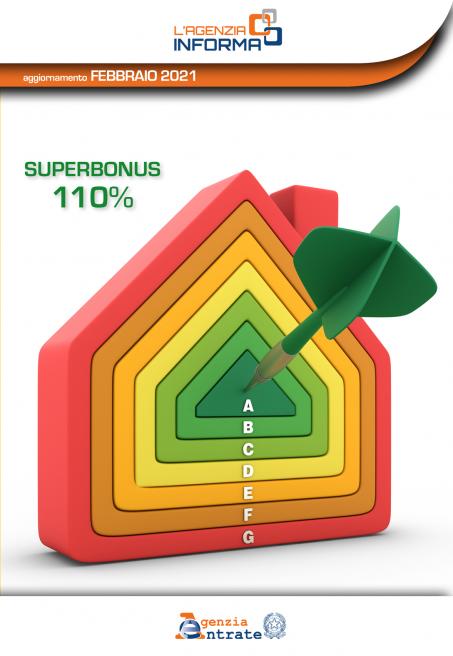 CASA :   Superbonus 110 per cento, online la guida aggiornata – anno 2021